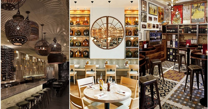 Идеи для дизайна ресторана, которые порадуют с первого взгляда.
