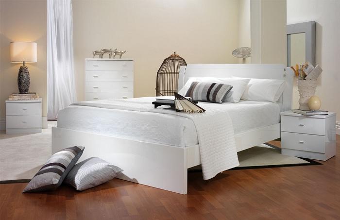 Светлые тона в интерьере позволит создать по-настоящему домашнюю обстановку.