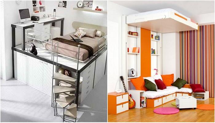 Оригинальные интерьеры спален, что вдохновят и понравятся.