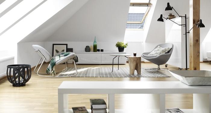 Крутой декор комнаты возможно создать благодаря правильному оформлению общей обстановки.