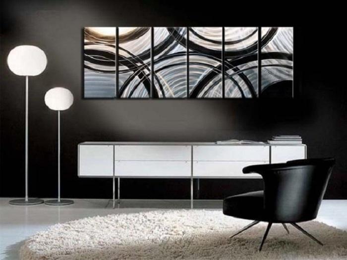 Отличные сочетания черно-белого для особой атмосферы и состояния души.