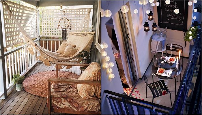 Идеи для оформления балкона, которые вдохнут новых чувств.