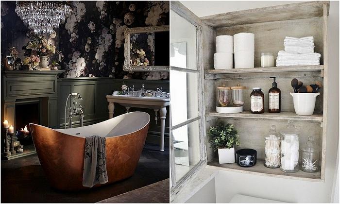 Идеи для оформления ванной комнаты любого дома.