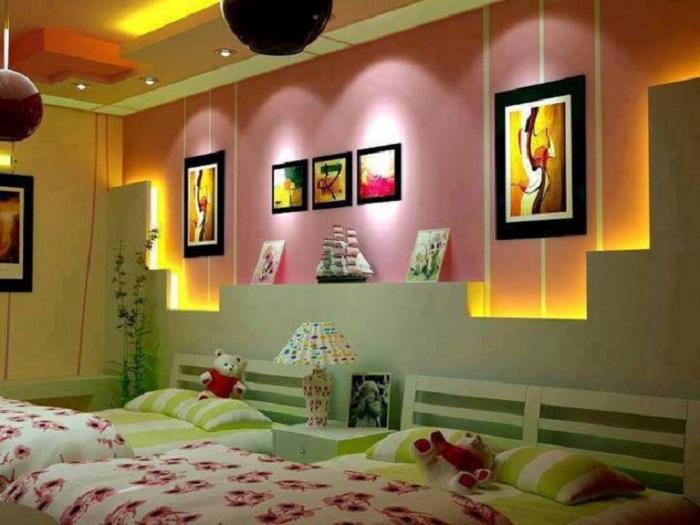 Хороший и практичный вариант декора комнаты что понравится и точно вдохновит.