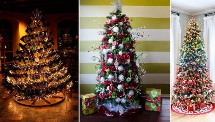 Рождественские елки, которые придутся по душе.