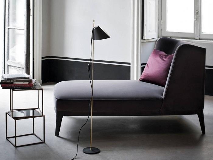 Крутой вариант удачно обустроить комнату для отдыха.