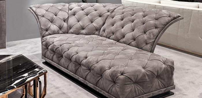 Отличный диван-кресло создаст сказочную комфортную обстановку.