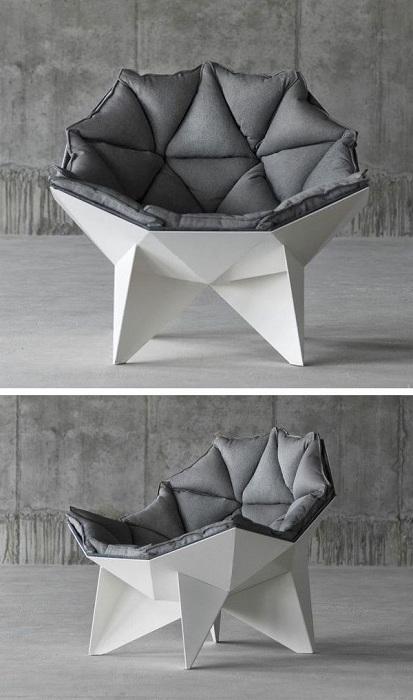 Интересная 3D мебель, которая будет соответствовать индивидуальным потребностям.