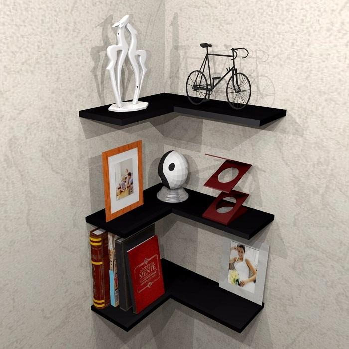 Стильное решение создать крутое настроение в комнате при помощи оригинального её декорирования.