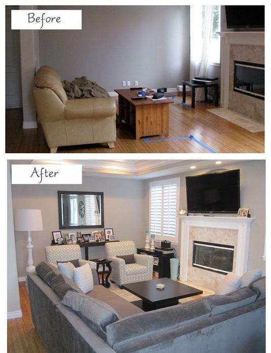 Очень крутое решение для быстрого преображения гостевой комнаты, что создаст сказочную обстановку.