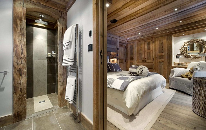 Интерьер является основой всего в доме, поэтому оформление именно в деревенском стиле позволит создать просто волшебную обстановку.
