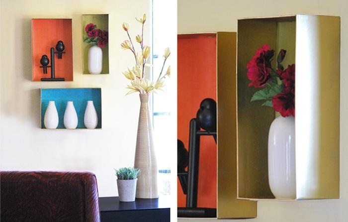 diy-23 Поделки для дома своими руками: декор из подручных материалов для уюта в интерьере