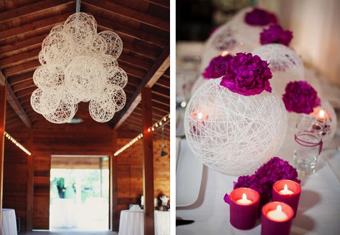 Прекрасные воздушные шары созданные собственноручно что станут просто неотъемлемой частью декора комнаты.