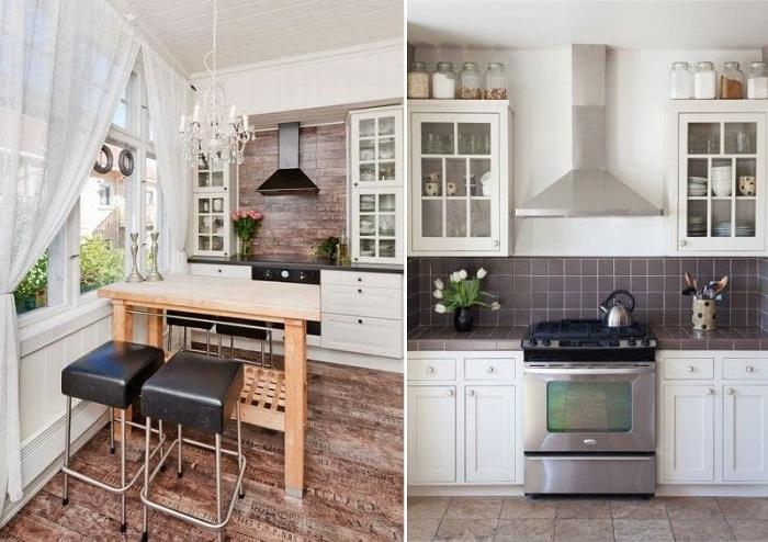 Прекрасные примеры декорирования кухонь, что поистине вдохновят и впечатлят.