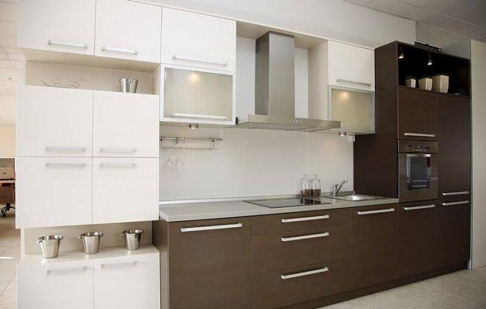 Оригинальная кухня, которая оформлена в кофейно-молочных тонах, что вдохновят и преобразуют интерьер.