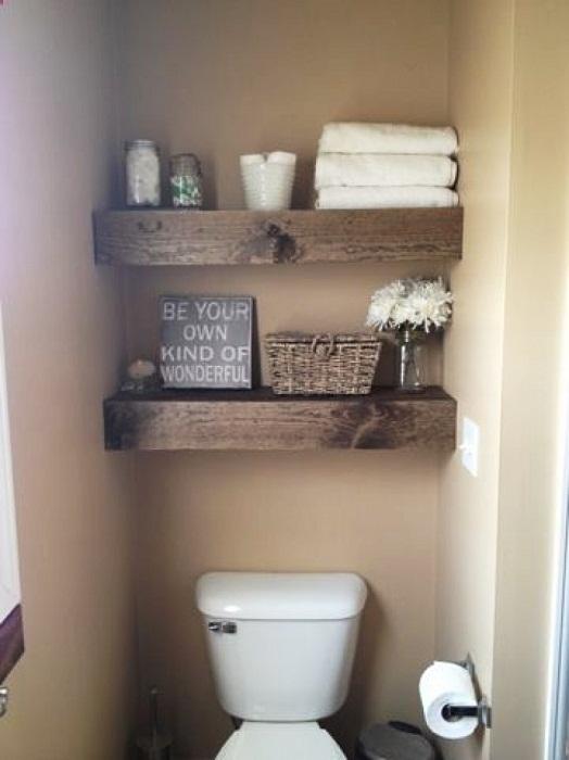31 способ как недорого сделать ванную комнату уютной 88