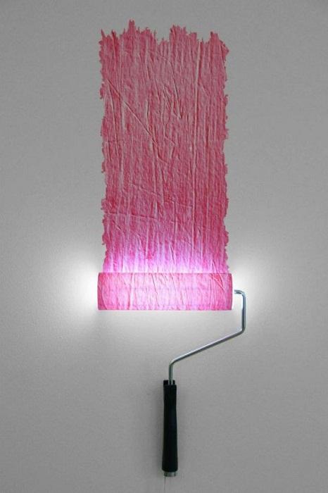 Отличное решение создать нестандартный светильник, что позволит преобразить и украсить любой интерьер.