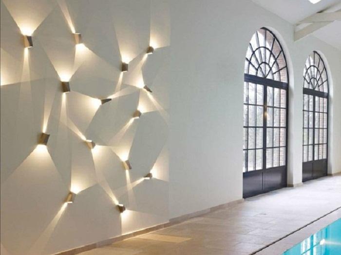 Креативное освещение, которое дополнит и создаст непредсказуемую и ...