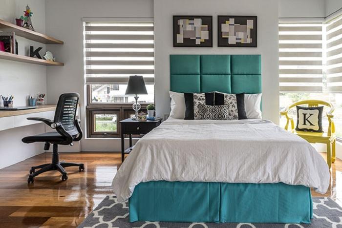 Спальня для девочки - просто отличное дизайнерское решение для декорирования комнаты для создания максимального уюта.