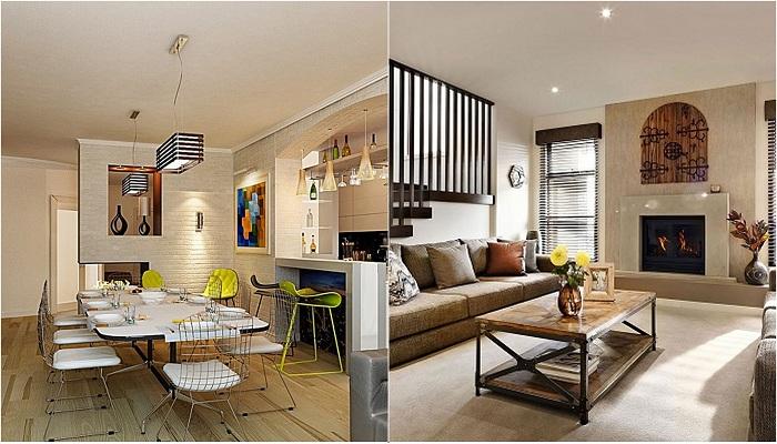 Решения для оформления дома специально для большой семьи.