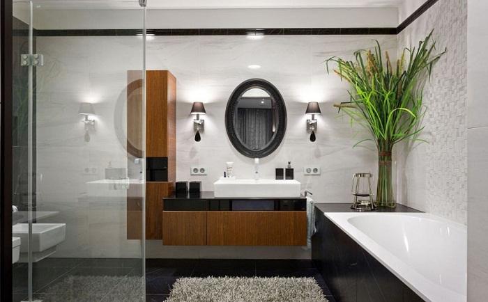 Потрясающий вариант декорирования комнаты в современных и очень крутых тенденциях, что точно понравятся.