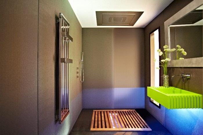 Создать невероятный интерьер можно, используя нестандартные решения и подобрав правильное освещение.