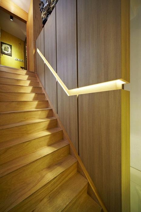 Оригинальный свет - лучший вариант создания новых дизайнерских идей.