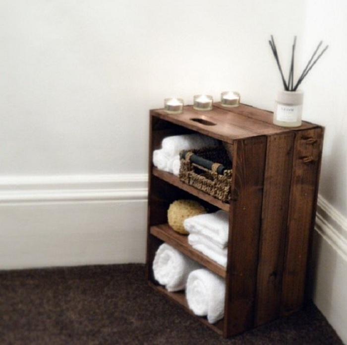 Шкаф для хранения разных мелочей.