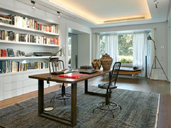 Индустриальный стиль прекрасен и необычен, он украсит интерьер и преобразит любое рабочее пространство.