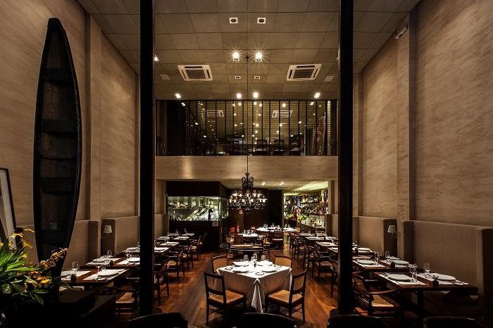 Высокие потолки и стильный декор D.O.M. способны пробудить восторг и подарить прекрасное настроение.