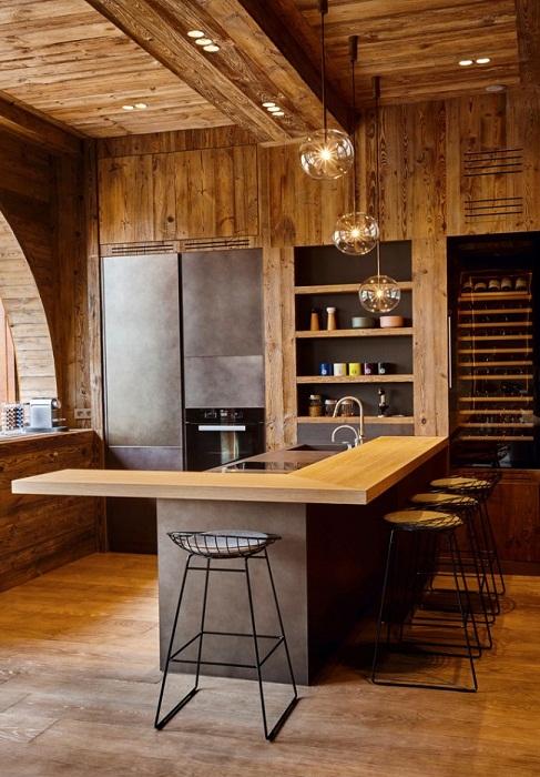 Очень красивое и современное решение для преображения кухни, что вдохновит.
