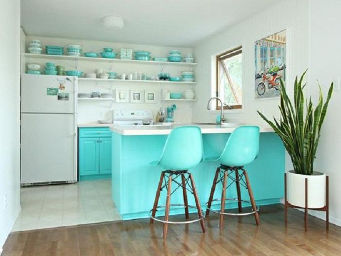 Смелые идеи для оформления кухни что взорвут Ваш ум