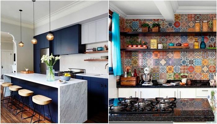 Преображение кухни: самые прекрасные идеи.