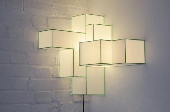Оригинальные светильники, которые наполнят интерьер дома необычностью.