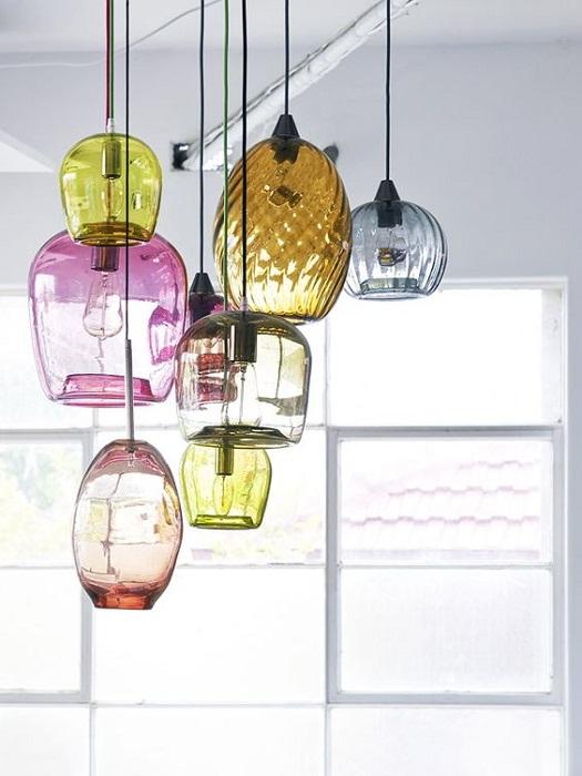 Безупречные светильники, которые преобразят интерьер любой из комнат быстро и качественно.
