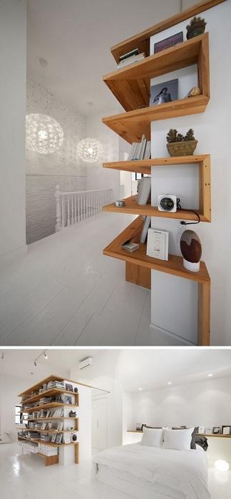 Самый лучший и простой интерьер создан благодаря интересным вариантам декорирования.
