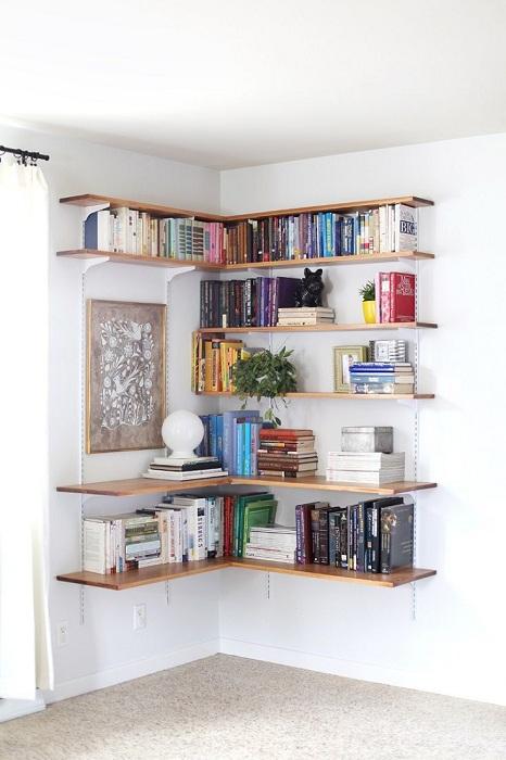 Весьма нужное и яркое решение интересно обустроить интерьер любой из комнат.