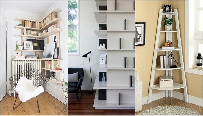 Декор углов в комнатах, что понравятся и моментально обустроят любой из интерьеров.