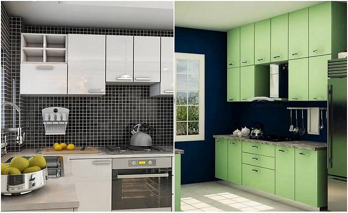 Идеи оформления современных кухонь.