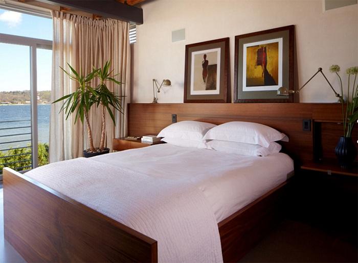 Удачные и красивые светильники, которые разбавят обстановку в спальни и добавляет в неё утонченности и яркости.