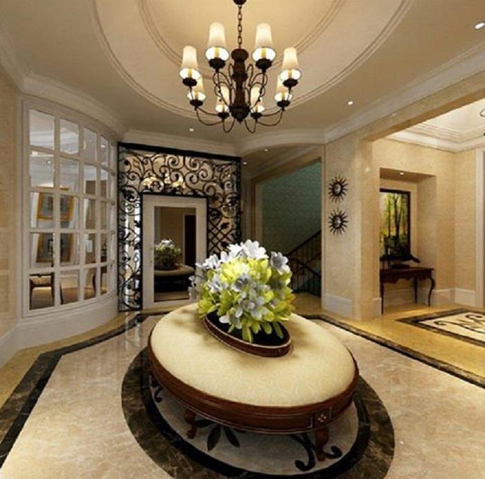 Богатый и очень интересный стиль в котором оформлена комната, станет просто находкой в дизайнерских решениях.