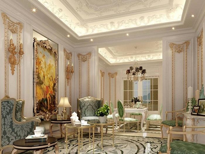Декорирование гостиной очень кропотливый и интересный процесс, в итоге которого получаешь всё то чего ожидал, даже больше.