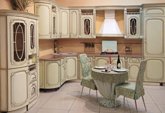 Современные кухонные шкафы, позволят создать невероятный интерьер.