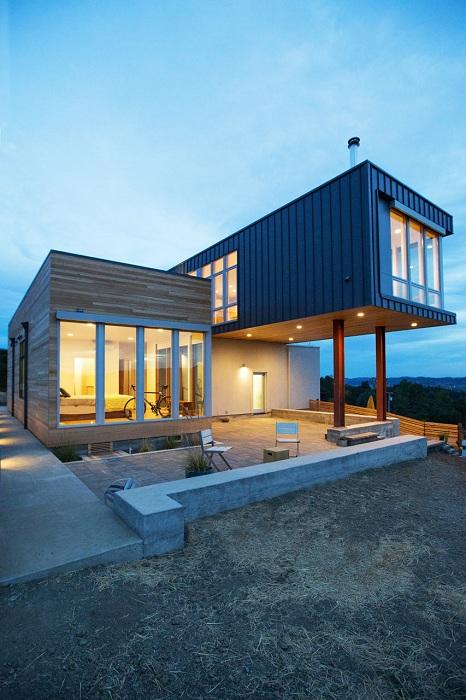 Одной из основных особенностей дизайна модульного дома, является удачная расстановка приоритетов.