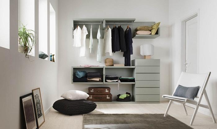 Оптимальное решение для хранения вещей, что преобразует и трансформирует интерьер комнаты.