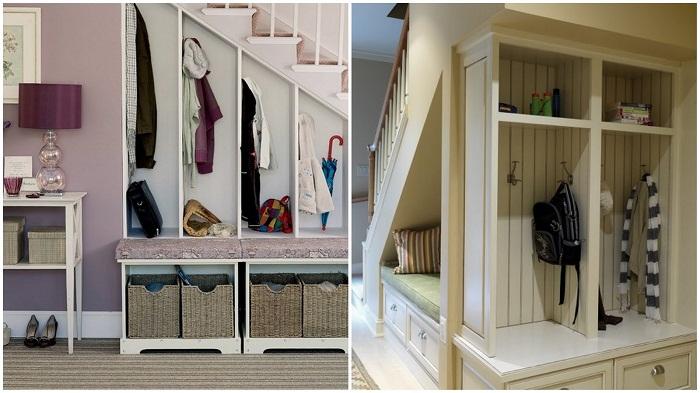 Примеры преображения прихожей при помощи шкафов, что точно понравится.
