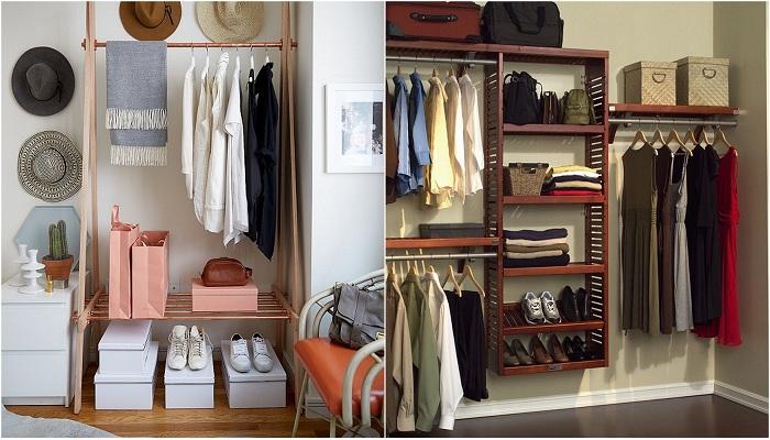Шкафы, которые оптимизируют пространство.