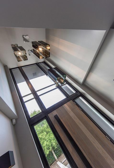 Декорирование комнаты при помощи прямых линий что понравятся и очаруют.