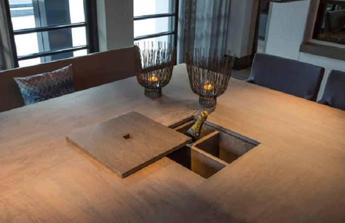 Симпатичное решение обустроить романтическую обстановку в комнате для двоих что определенно понравится.