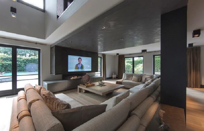 Хорошее и очаровательное решение для создания благоприятной и комфортной атмосферы что очарует.